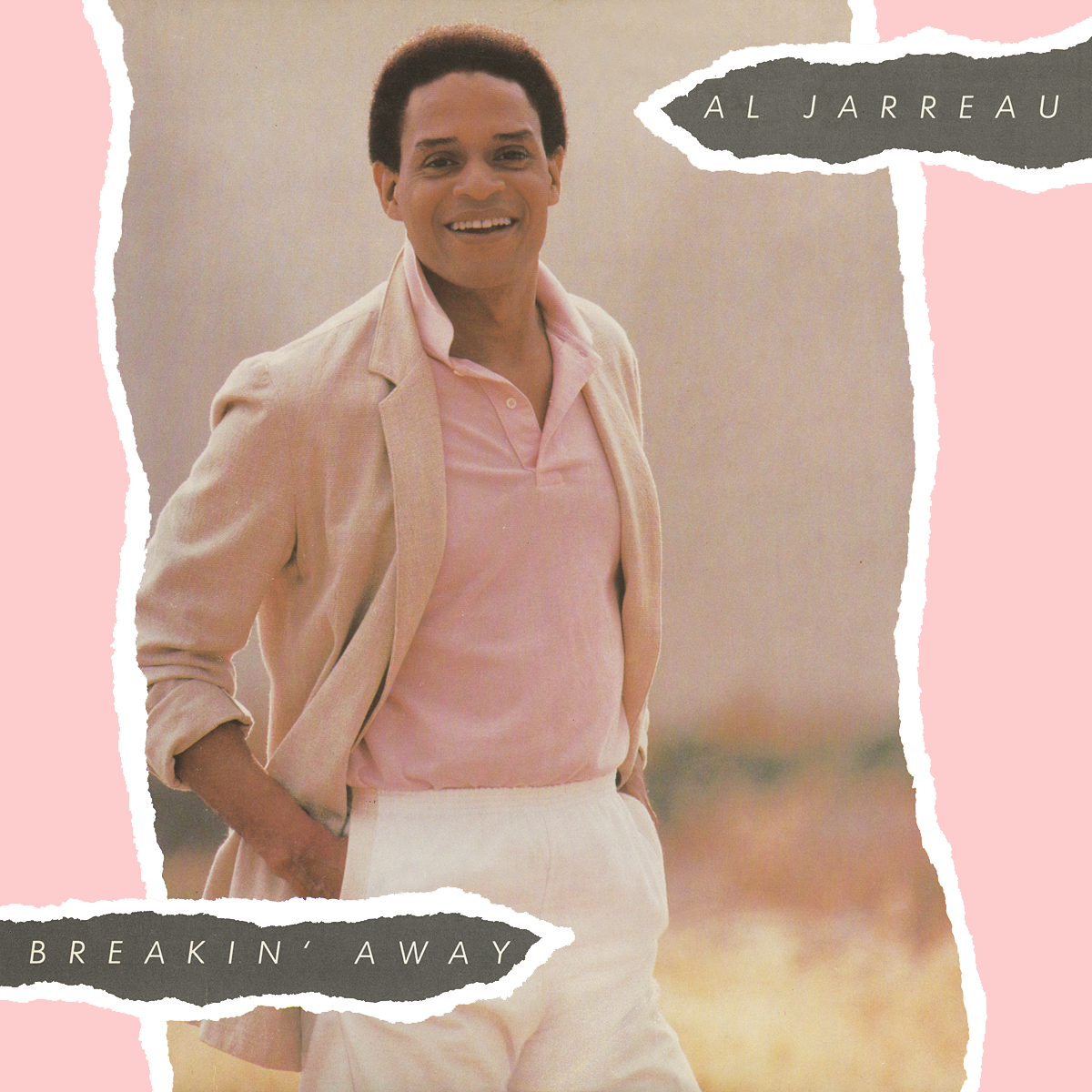 Al Jarreau – Breakin' Away | Vinyl Album Covers.com