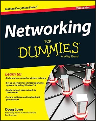 Robot Check Networking Dummies Book Electrical Engineering Books