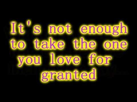 That S How You Know Enchanted Lyrics Enchanted Lyrics Kiss