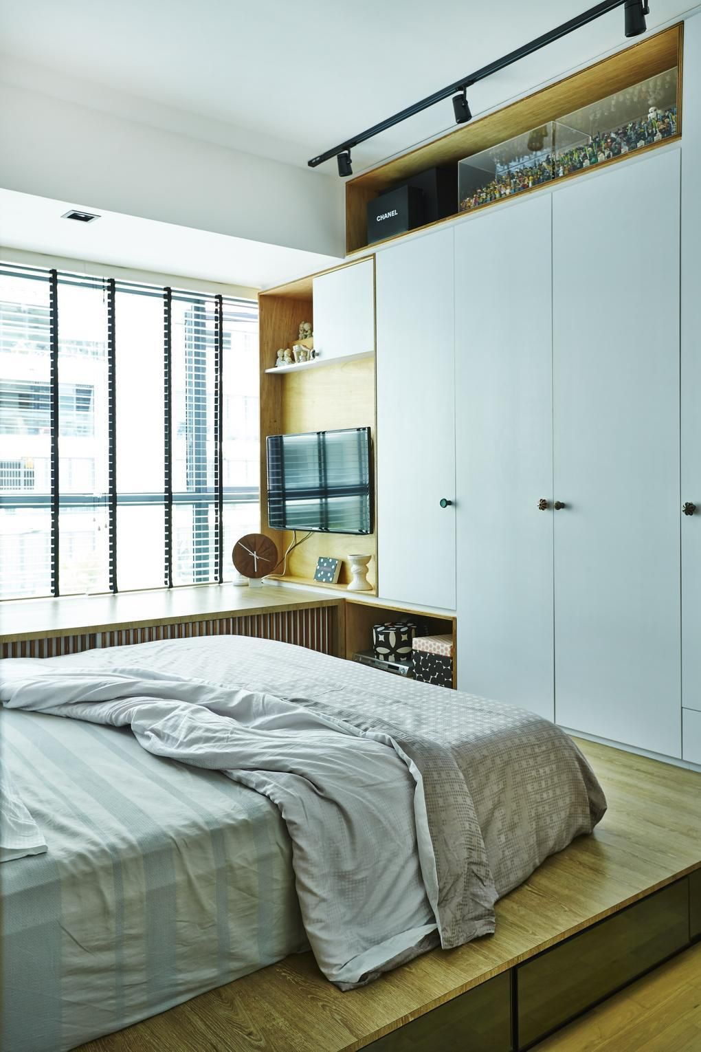 Bedroom Design Ideas 10 Trendy Modern Interiors Seen In 25 Tips And Photos For Decorating A Mrn Mas Bedroom Design Bedroom Design Trends Master Bedrooms Decor