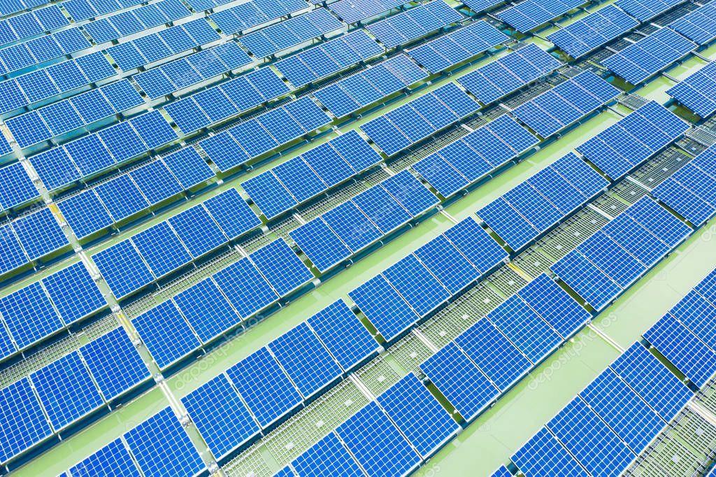 Solar Panels Shot By Drone Stock Photo Spon Shot Panels Solar Photo Ad Solar Panels Solar Paneling