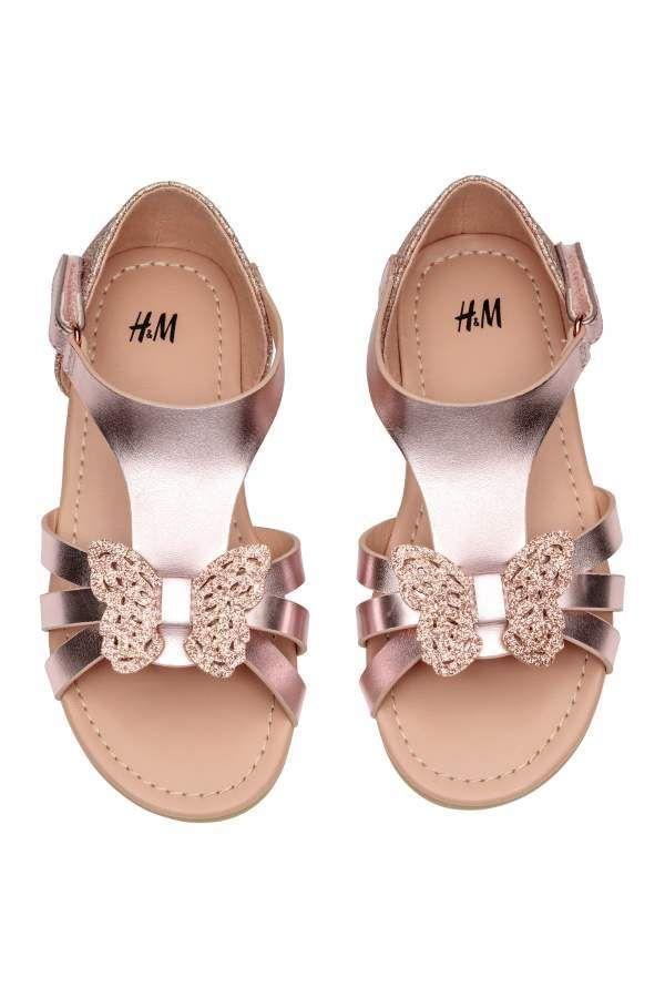 H M Sandals Zapatos Para Ninas Calzado Ninos Zapatos De Nena