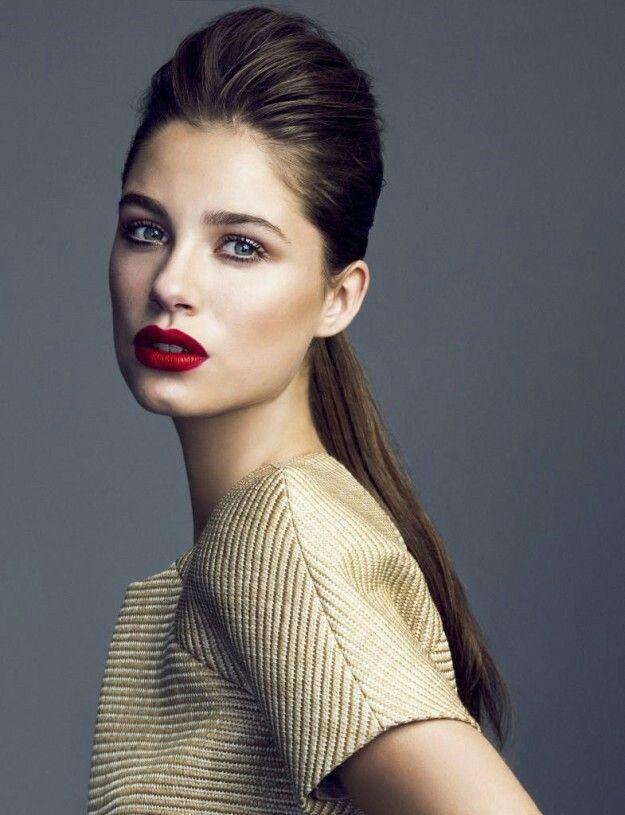 Sensacional peinados cola alta Imagen de ideas de color de pelo - Coleta | Pelo de mujer, Peinados, Maquillaje para el cabello