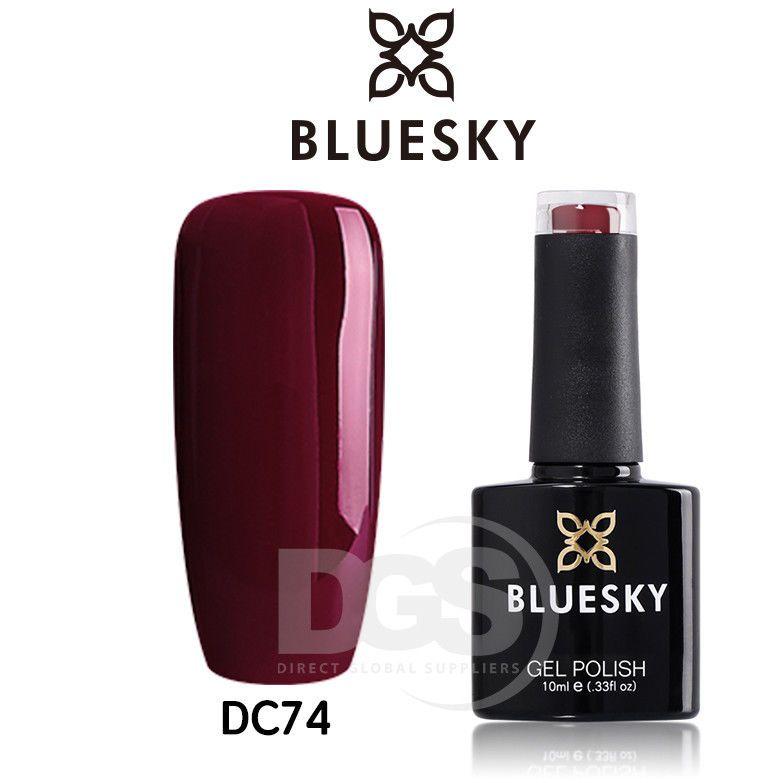 Bluesky DC74 Intellectual Lady UV/LED Soak Off Gel Nail Polish