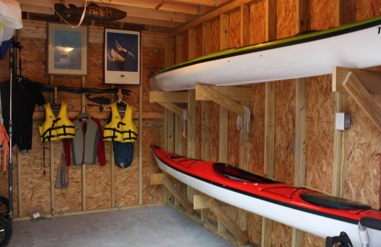 21 Smart Kayak Storage Ideas Kayak Storage Diy Garage Racks Kayak Storage Garage Kayak Storage Kayak Storage Rack