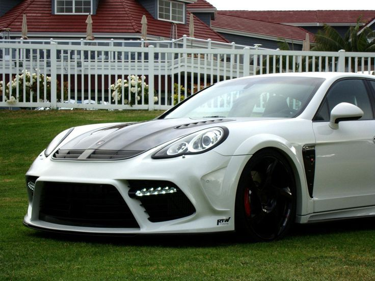 Cool Porsche Porsche Panamera Turbo Mansory Upgrades By RTW - Cool car upgrades