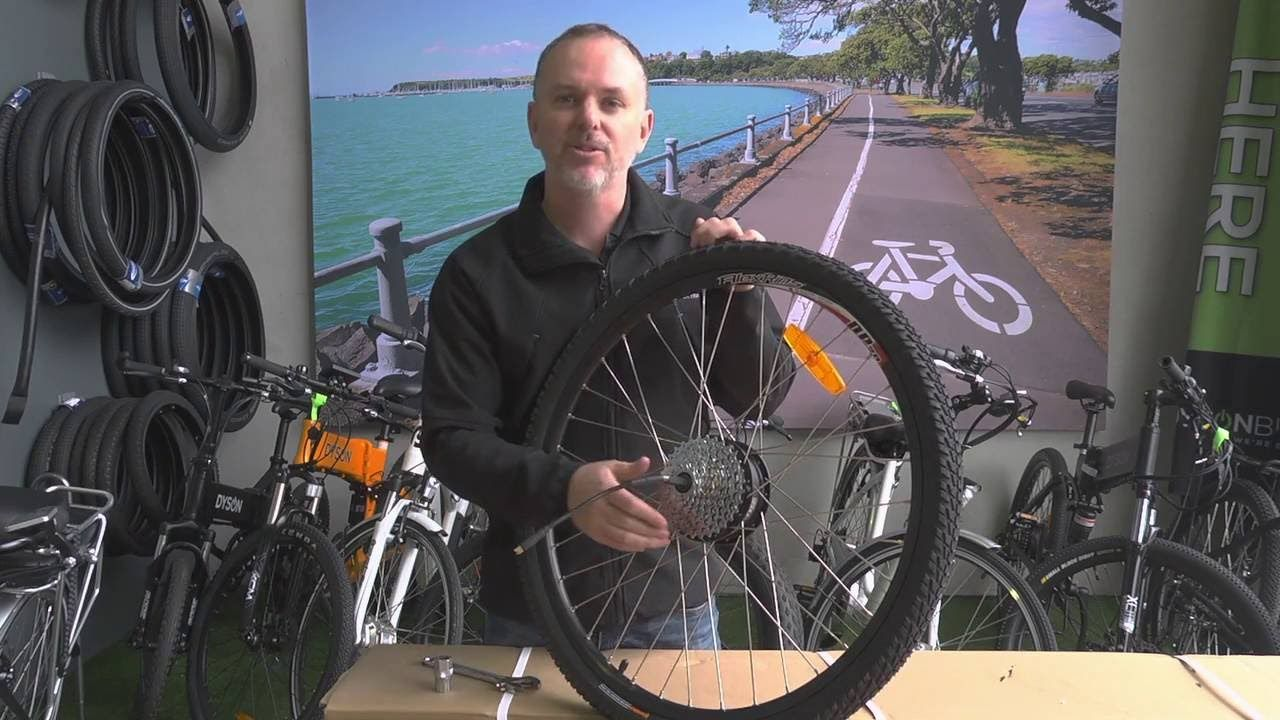 Electric Bike 101 How To Remove A Freewheel Cassette Gear