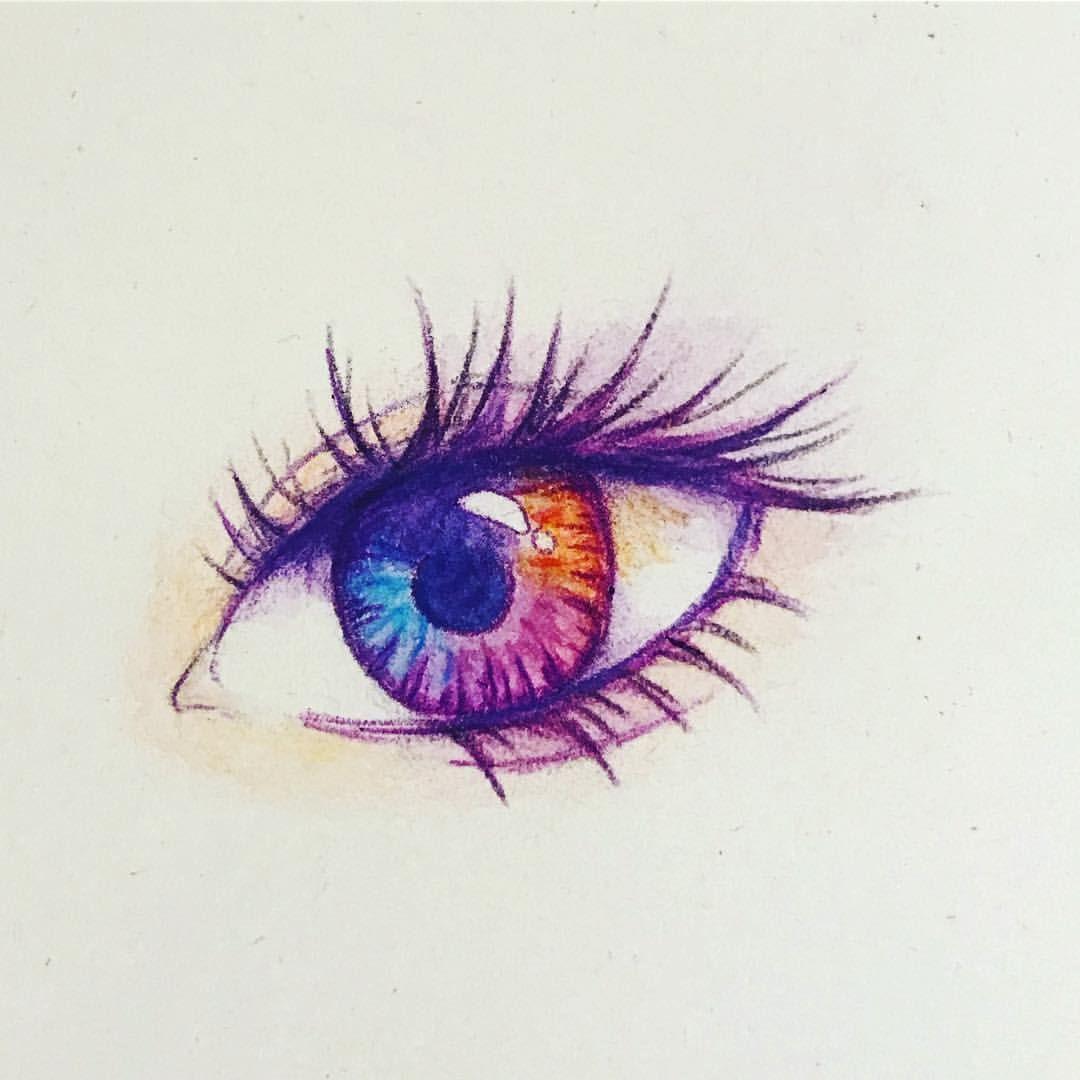 Louise Anne2000 See You Realistic Eye Drawing Eye Art Eye Drawing