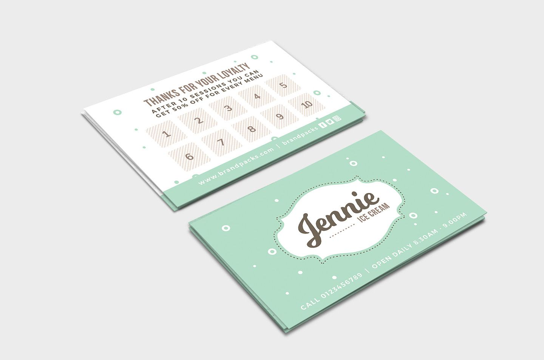 Free Loyalty Card Templates Psd Ai Vector Brandpacks Within Loyalty Card Design Templat Loyalty Card Design Loyalty Card Template Customer Loyalty Cards
