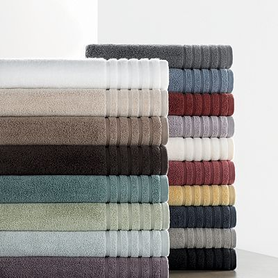 Kohls Bath Towels Fascinating Simply Vera Vera Wang Pure Luxury Bath Towels At Kohl'sthese Are Decorating Inspiration