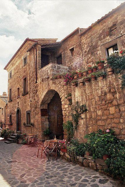 Civita di Bagnoregio, Lazio