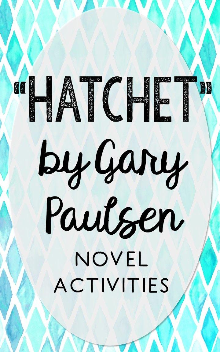 worksheet Hatchet Worksheets hatchet novel unit study activities interactive notebook and worksheet formats