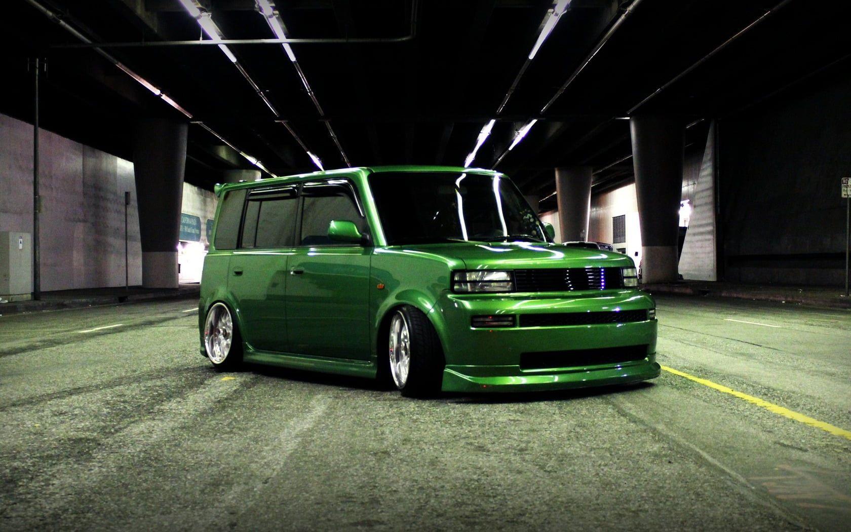 Scion XB Green, green 5-door hatchback #Cars #Scion #green ...
