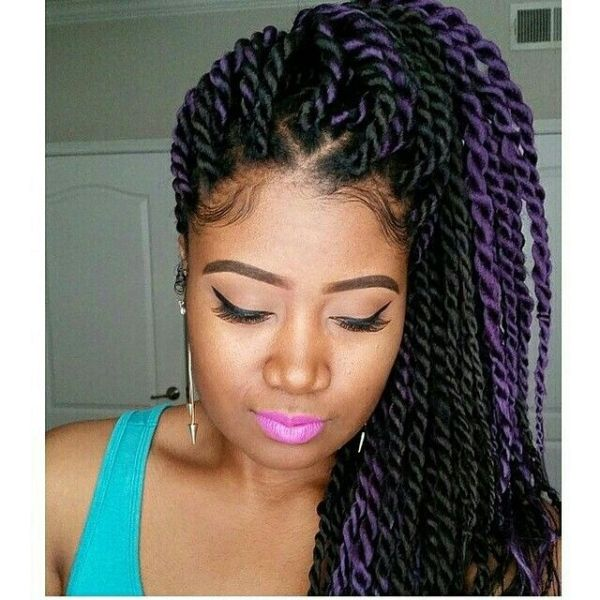 Havana Twists Silky Hair Twist Box Braid African American