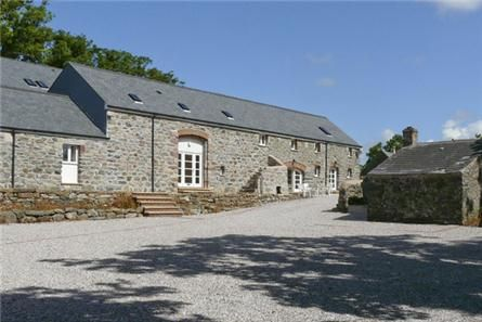 The Granary - Wales holiday cottage