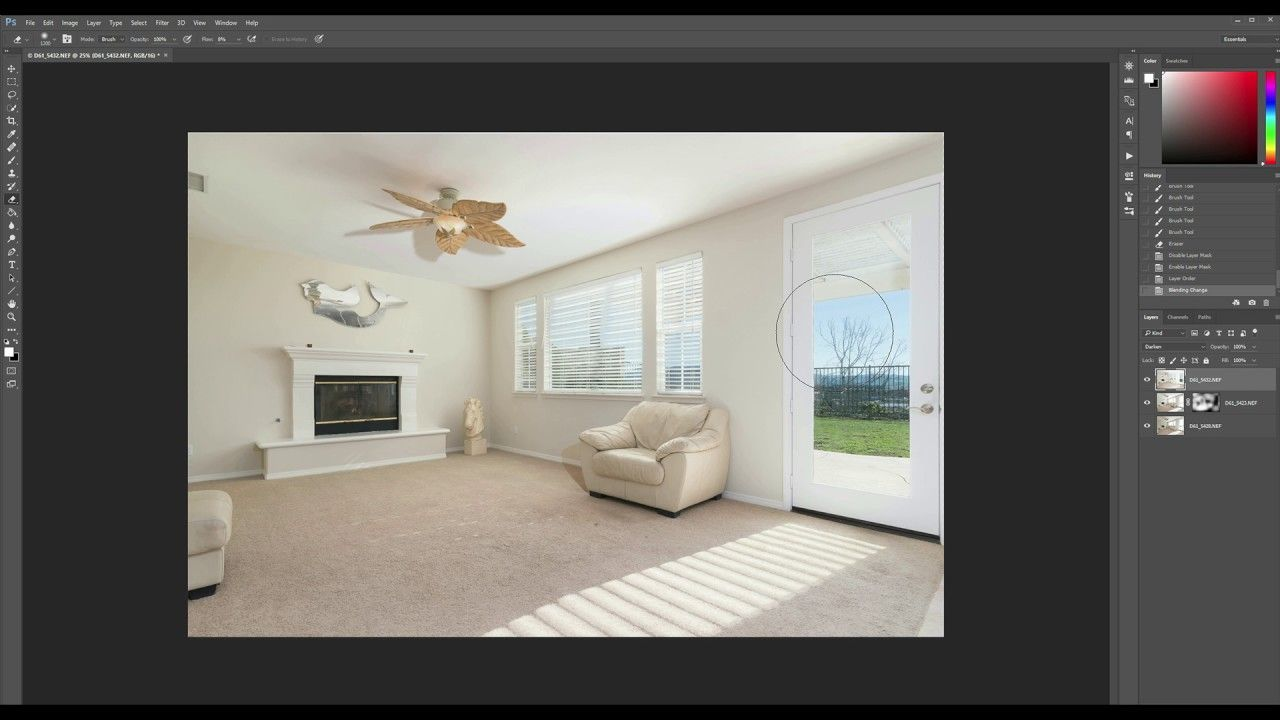 Window Pull And Flambient Examples 1 Real Estate Photography