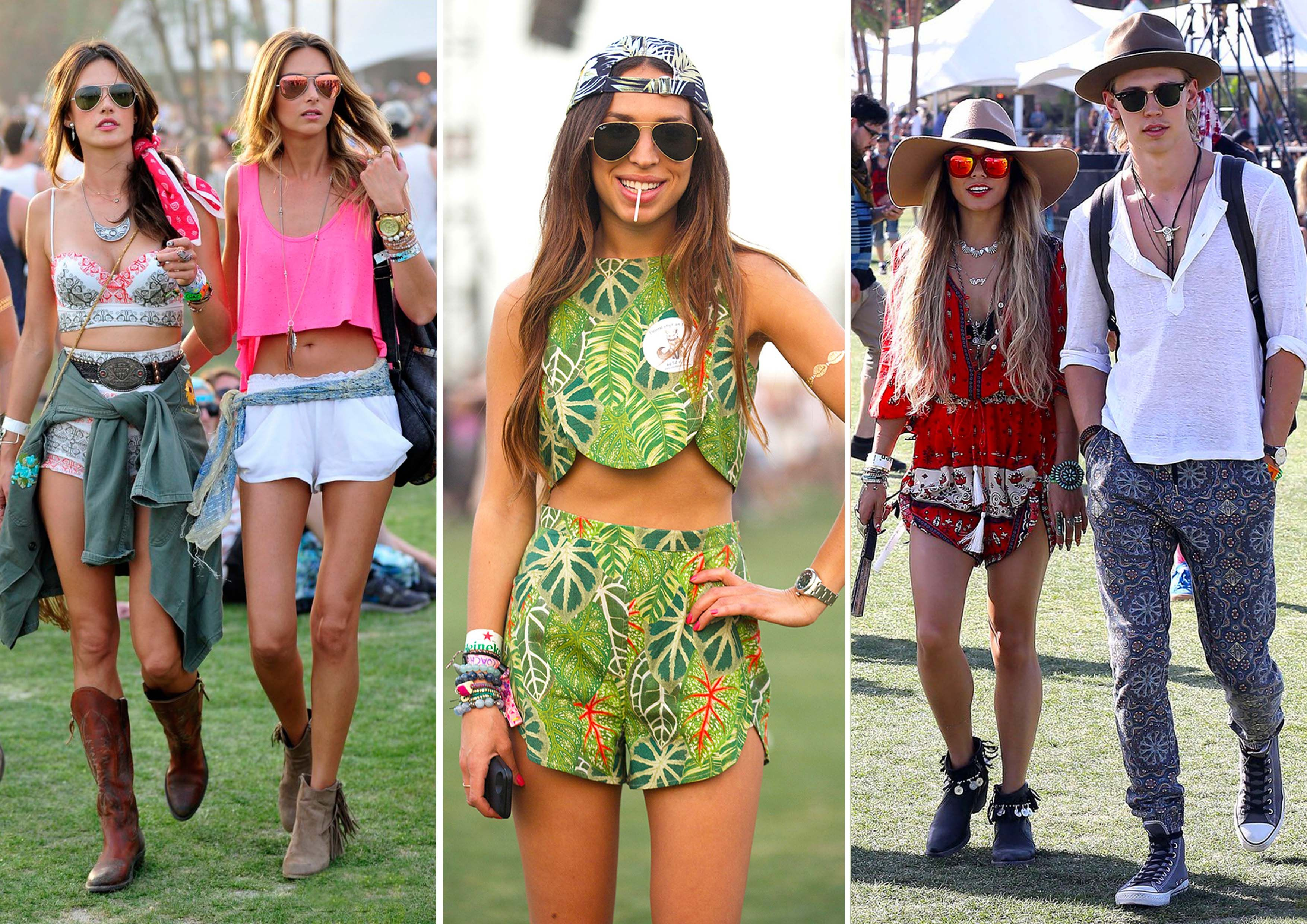 Festival Outfits For Coachella That Ooze A Carefree Vibe