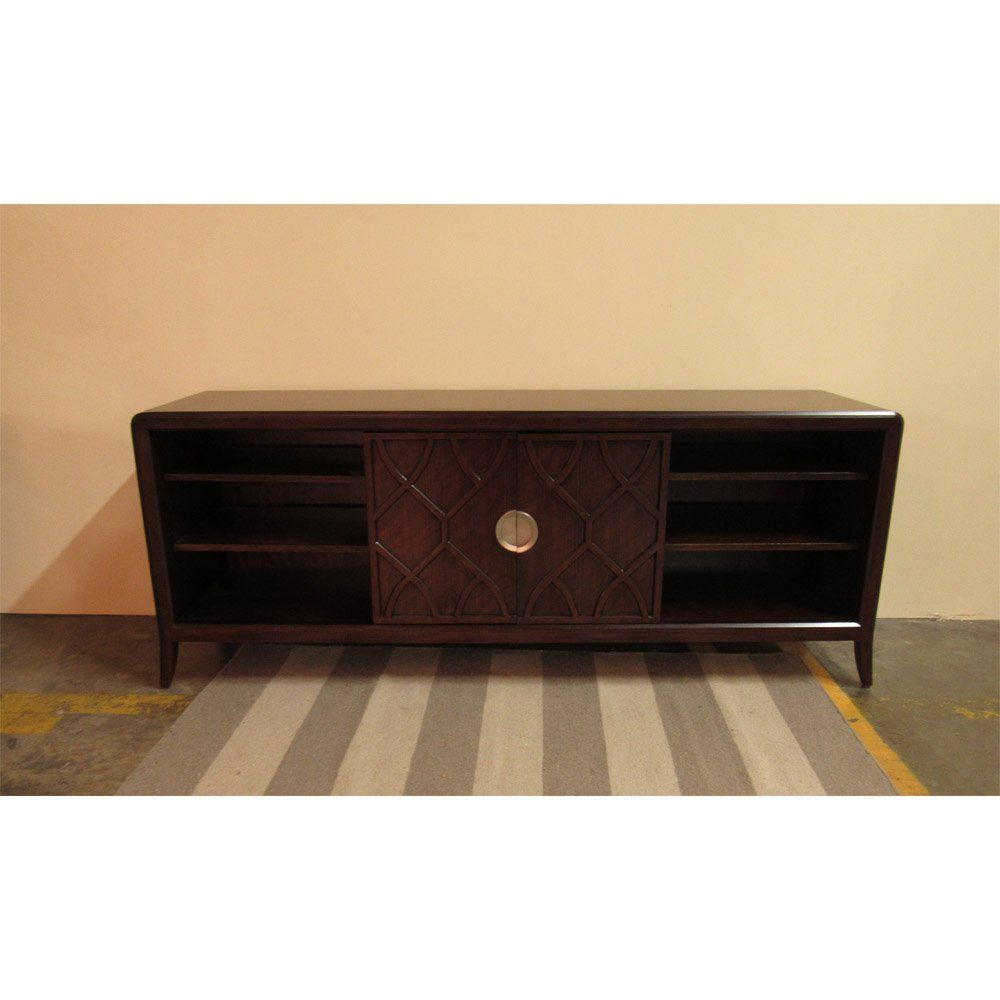 Century Paragon Club Wilshire Entertainment Console Customer Return On Clearance Ce 41h 706 Store Furniture Furniture Shop Custom Upholstery