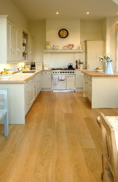 Engineered Wood Flooring Kitchen Alluring With Wood Flooring In Kitchens Natural Wood Home