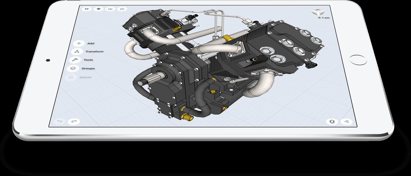 Shapr3d Think Design In 3d With Images 3d Design App Design 3d Design