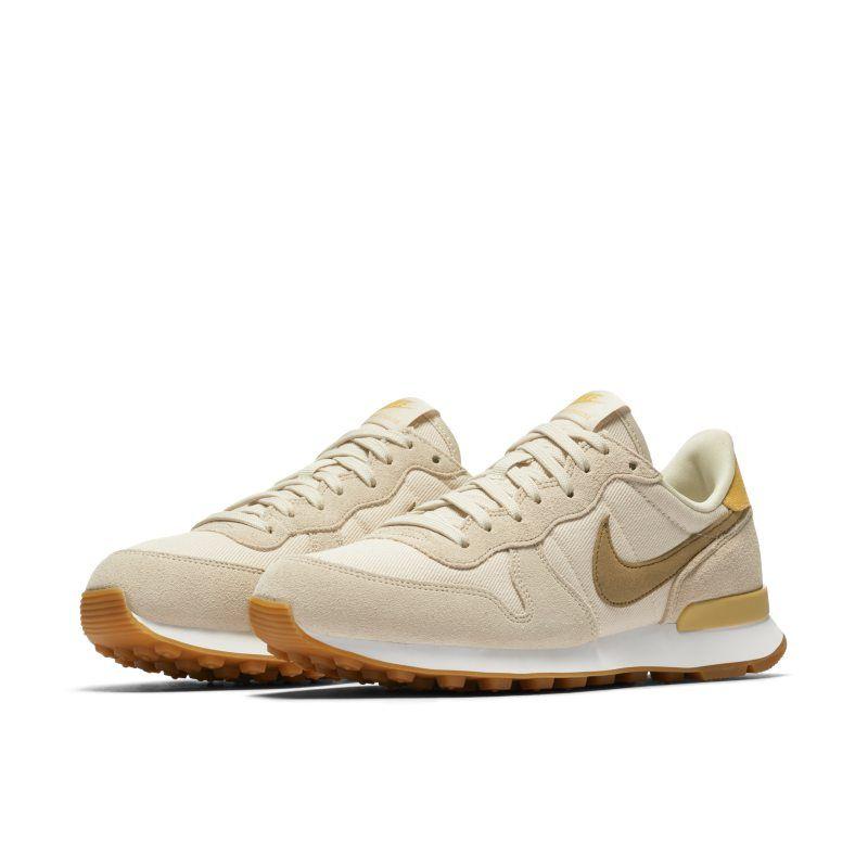 brand new f858d 904fe Nike Internationalist Womens Shoe - Cream