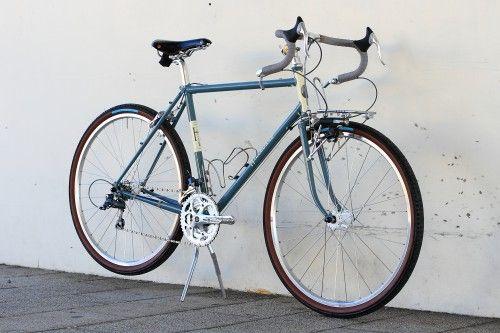 Rivendell Bicycle Works Sam Hillborne Bicycles Bicycle Bike