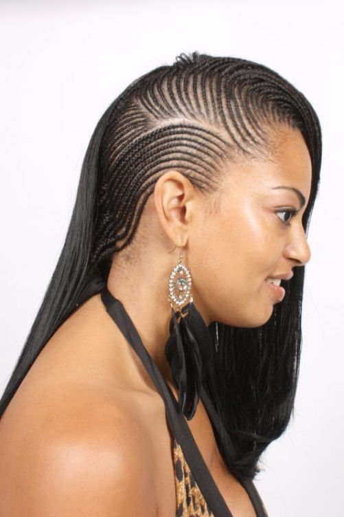 BRAIDED AFRICAN AMERICAN HAIRSTYLES People Say That African American Hair Is Quite Challenging To Braid Mainly