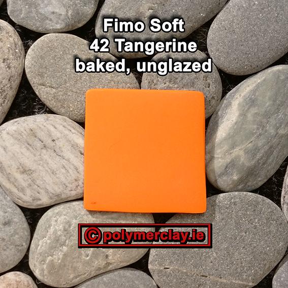 Orange # 42 Fimo Soft