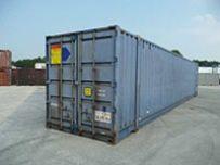 Portable storage trailer