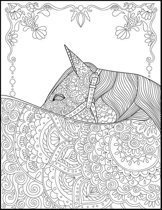 photo about Printable Coloring Pages of Horses called Horse Spouse - Grownup Coloring Webpages - Coloring for Grown ups
