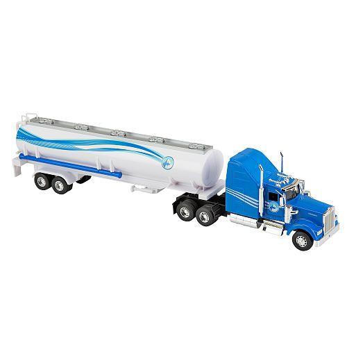 Fast Lane 1 32 Scale Die Cast W900 Long Haulers Truck