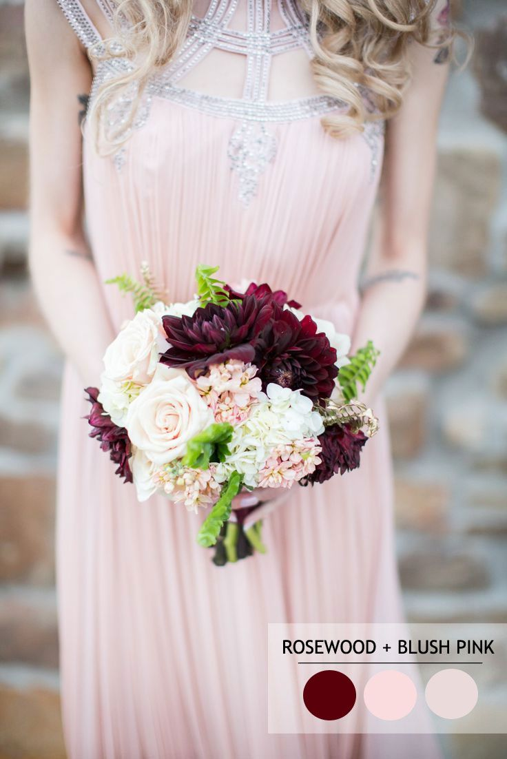 Fall Wedding Color Palettes { 18 Color Combinations } | Pastel ...