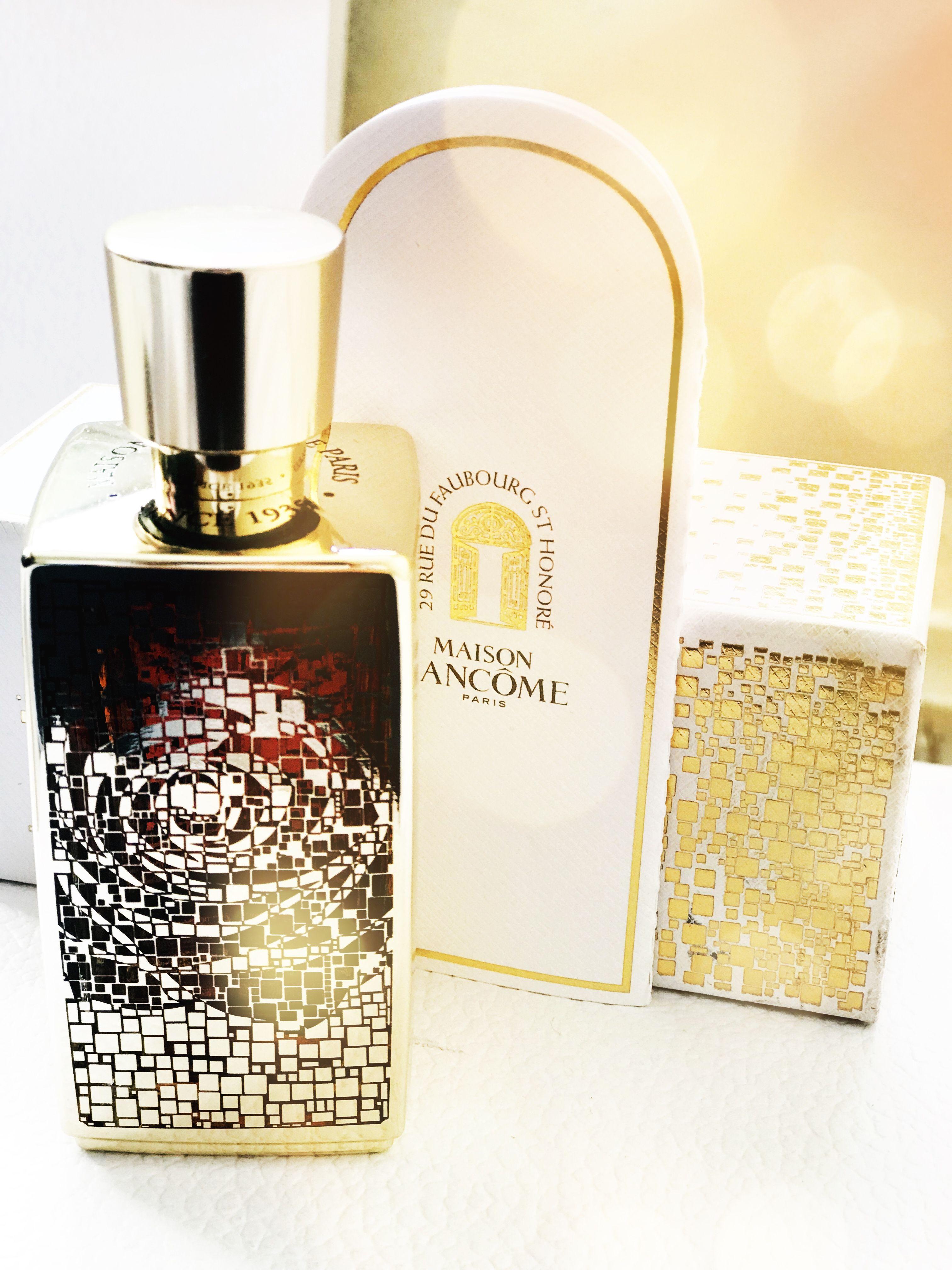 a7385d2fa2b64 LANCOME MAISON OUD BOUQUET   Lancôme - Perfume   Pinterest ...