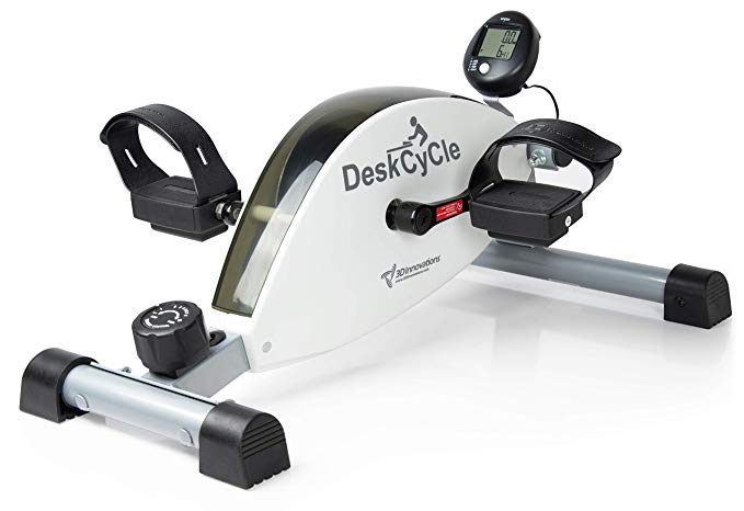 Amazon Com Deskcycle Under Desk Cycle Pedal Exerciser Stationary Mini Exercise Bike Office Hom In 2020 Mini Exercise Bike Biking Workout Desk Workout