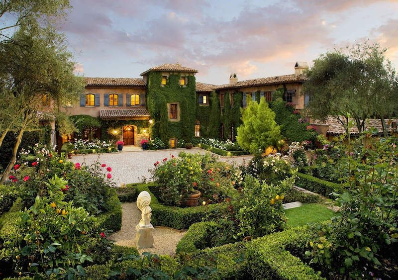 The Chateau Of Riven Rock Is A True Montecito Wonder $49,500,000
