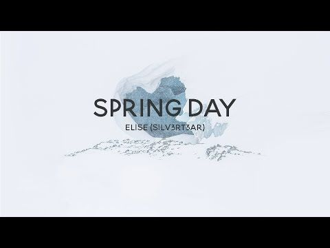 Acoustic English Cover) BTS - Spring Day (봄날) | Elise (Silv3rT3ar