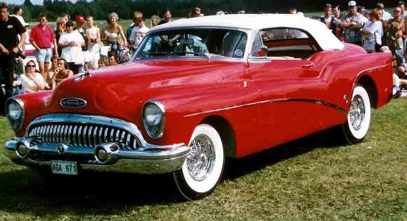 Classic Car Price Guide >> 1953 Buick Roadmaster Hagerty Classic Car Price Guide