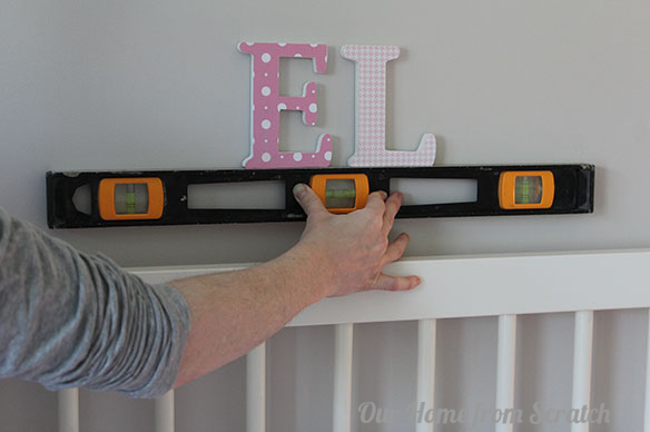 How To Hang Letters The Easy Way