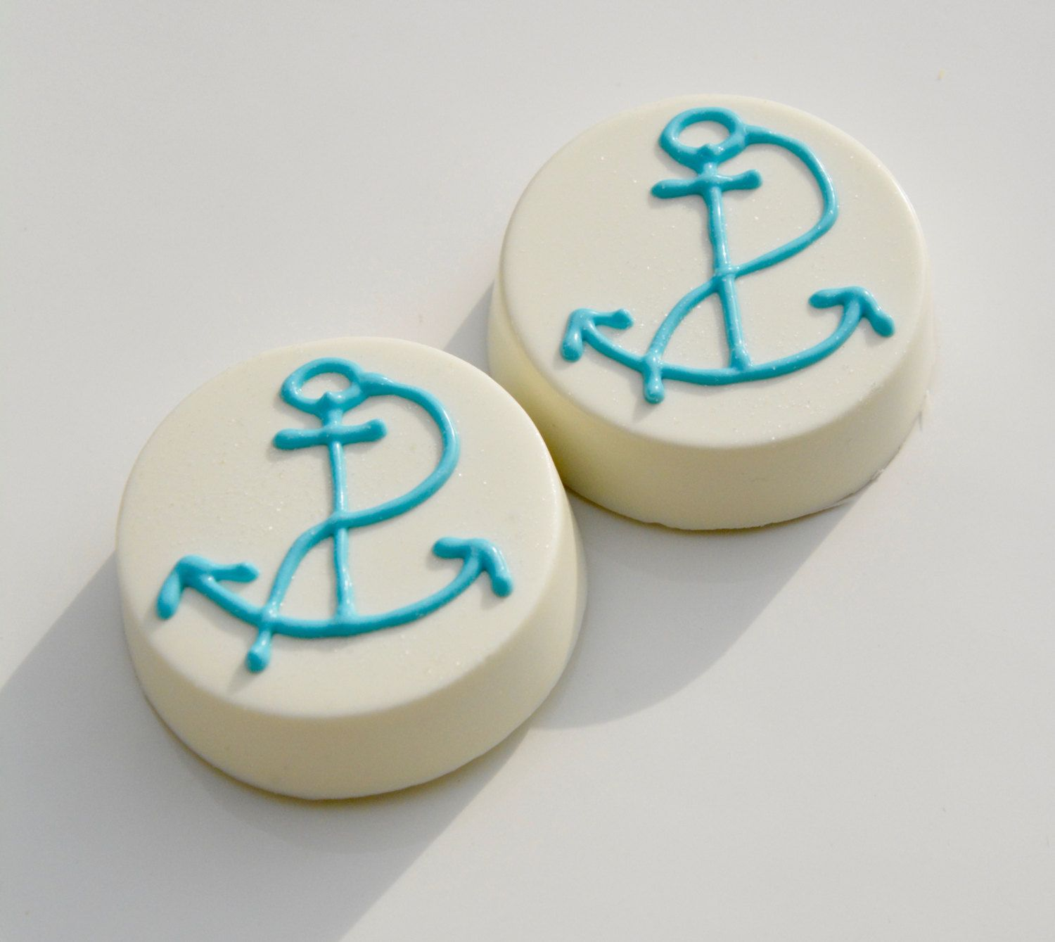 Sets Anchor Chocolate Oreo (12), Nautical Wedding Chocolate Favors ...