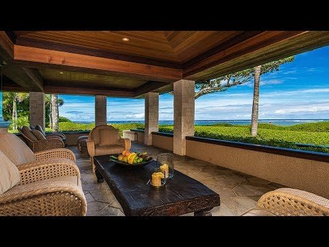 Look Video Feature // 3580 Anini Road // North Shore, Kauai #luxuryrealestate #absoluteauctions