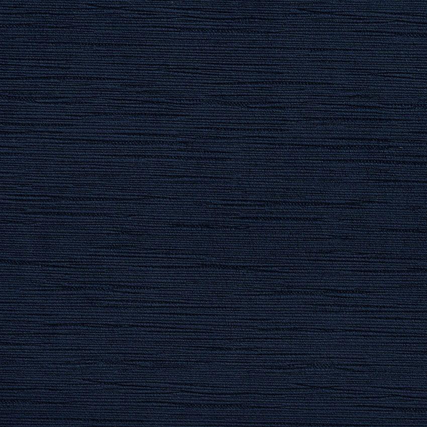 Navy Blue Plain Velvet Drapery and Upholstery Fabric in