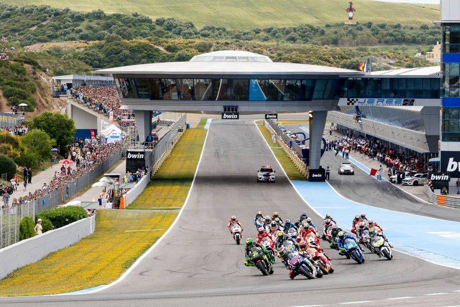 grand prix moto jerez 2016