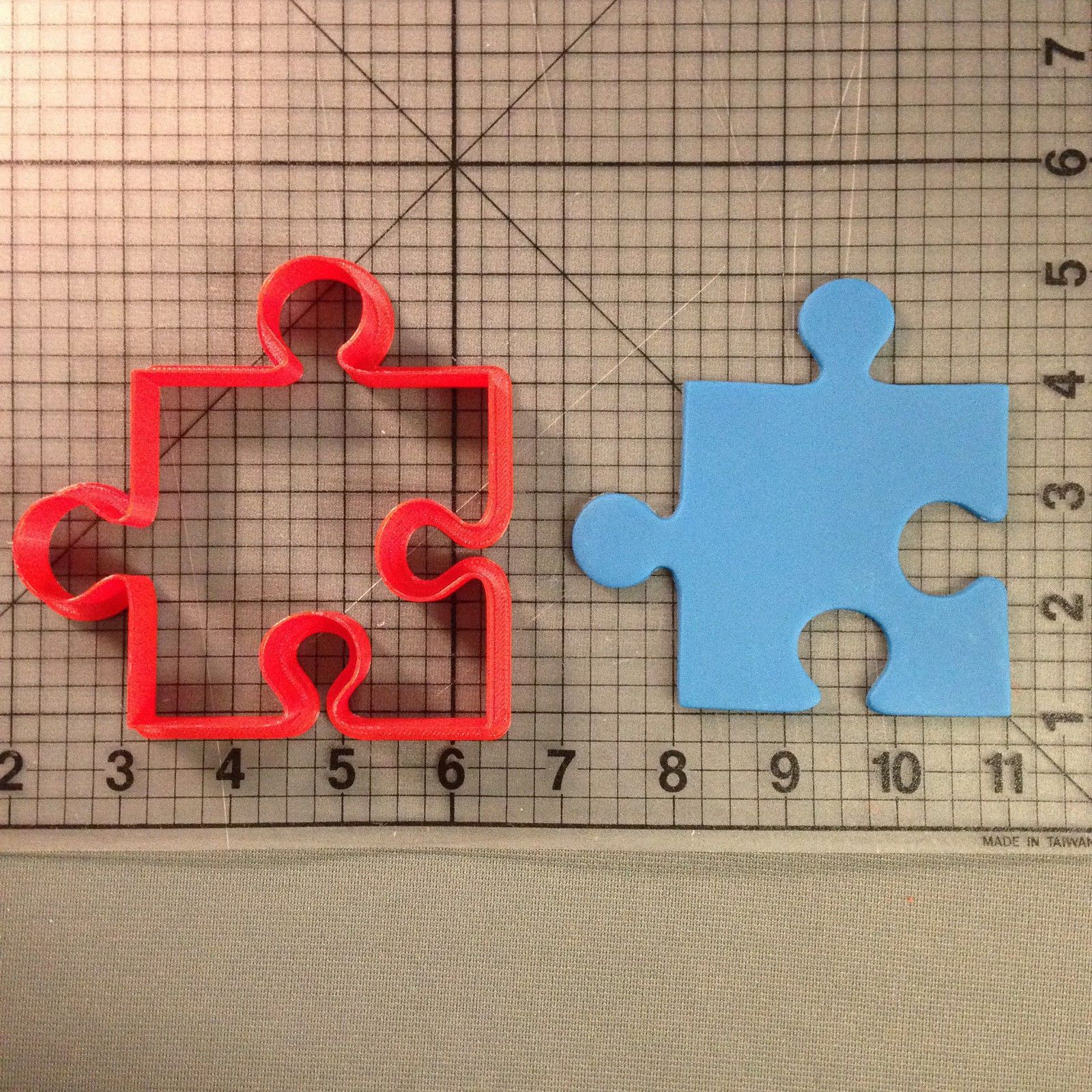 Puzzle Piece Cookie Cutter - Cookie Cutters