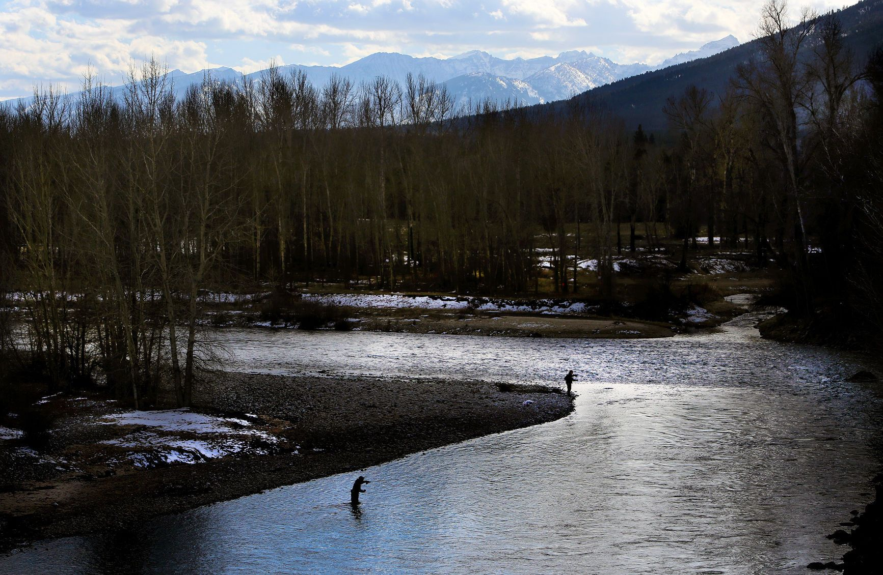Fishing guides gather to talk about threats posed by climate change