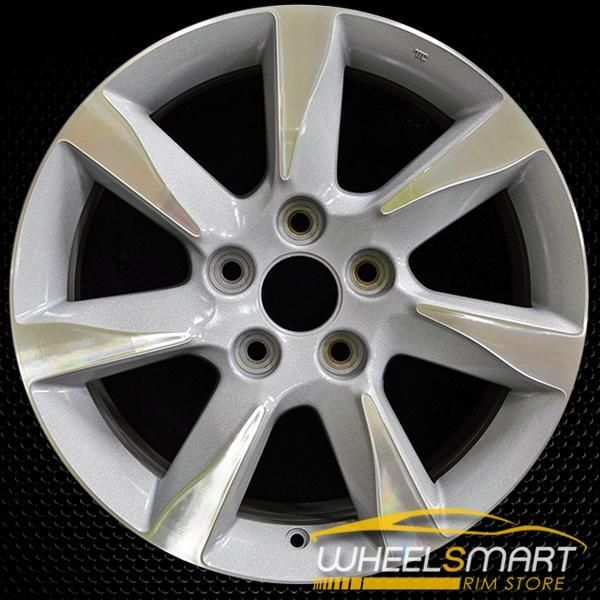 "17"" Acura TL OEM Wheel 2012-2014 Machined Alloy Stock Rim"