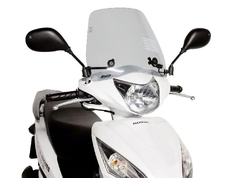 Scooterkay Angebote Windschild Puig Trafic smoke für Honda NSC ...