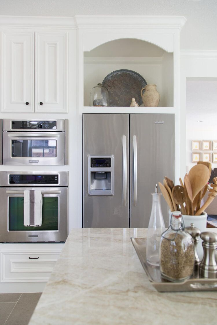 How To Tweak Your Cabinetry For Better Organization