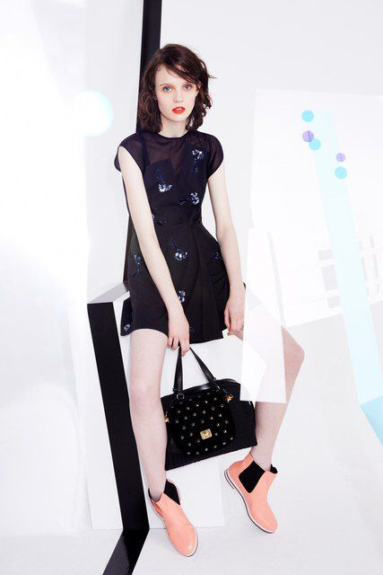 Sonia by Sonia Rykiel | Pre-Fall 2014 Collection | Vogue Runway