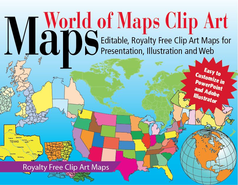 world of maps editable clip art download collection