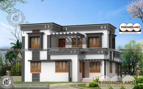 Architect Drawing House Plans Latest 2 Floor Hill Side Nepali Style Home Drawing House Plans Modern Style House Plans Latest House Designs
